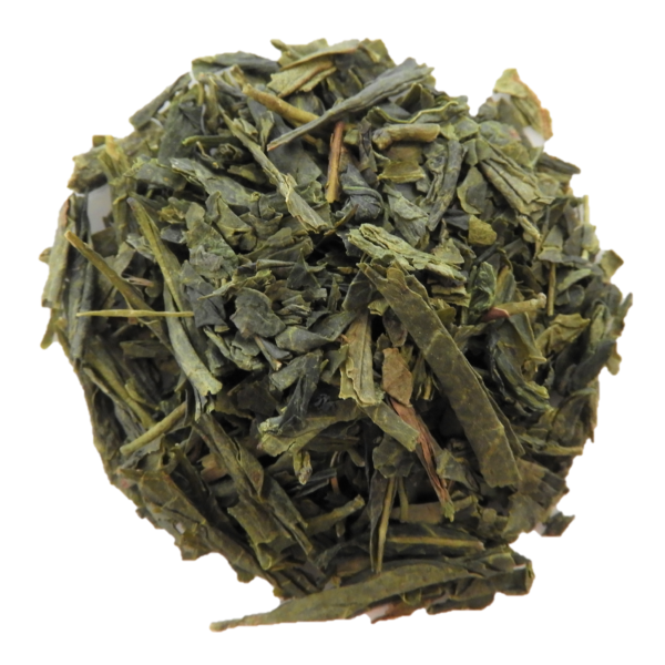 Japanese style green tea, called Sencha.