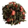 Strawberry Green tea
