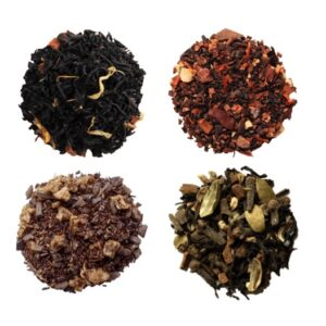 Fall flavors tea
