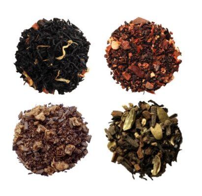 Fall flavors tea