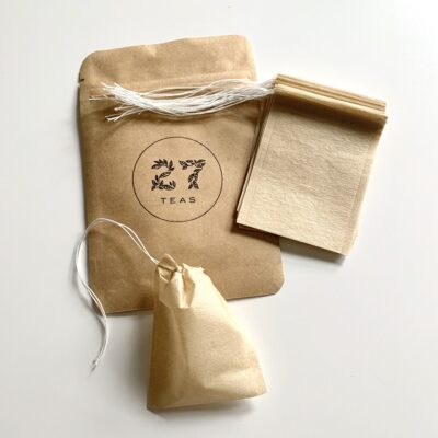 Paper tea bag